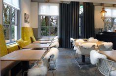 Studio Groen+Schild   Restaurant Merkelbach Amsterdam