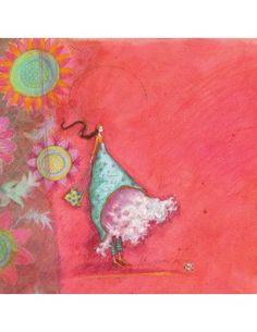 "Photo from album ""Gaelle Boissonnard"" on Yandex. Marie Cardouat, Illustrator, Art Fantaisiste, Art Carte, Creation Art, Magic Realism, Art Et Illustration, 3d Prints, Art Moderne"