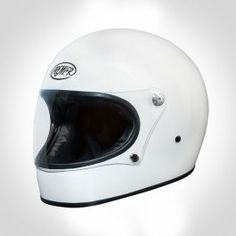 Integral Trophy White Premier by Tubeless - La boutique Classic Motorcycle Helmet, Full Face Motorcycle Helmets, Open Face Helmets, Motorcycle Outfit, Cafe Racer Casco, Scooter Helmet, Motorbike Accessories, Retro Cafe, Custom Helmets