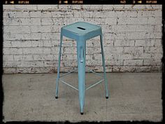 Holy Funk - Industrial Tolix Bar Stool, $85.00 (http://www.holyfunk.com.au/category/industrial-tolix-bar-stool/)