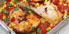 20 Minuten - Pouletschenkel mit Gemüse - News