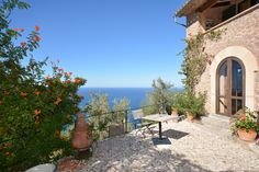 Beautiful country house with panoramic sea views in Deia #mallorca #house #realestate #deia #property