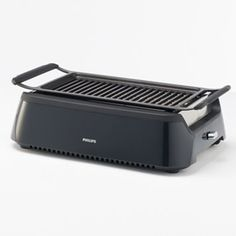 Grill your flavorable foods indoors, less smoke and quick with Philips Avance Collection Smoke-Less Indoor Grill - (Limited Sale Savings)