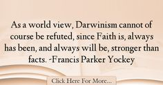 Francis Parker Yockey Quotes About Faith - 19627