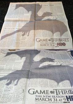 Game of Thrones yeni sezon ilanı