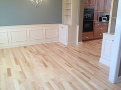 refinishing wood floors with a hand sander