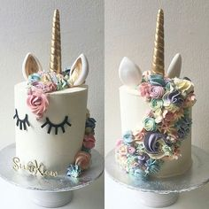 "You Can Now Get ""Unicorn"" Cakes And Cupcakes In Montreal - MTL Blog"