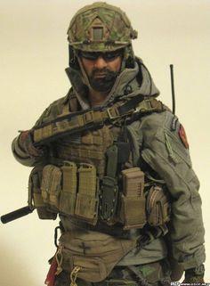 1/6 marsoc military