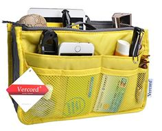 Purse Organizer,Insert Handbag Organizer Bag in Bag (13 P...