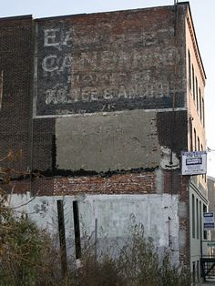 Eastern Candy Co. « Ghost Sign Project