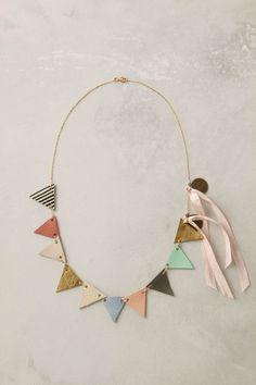 A Fine Fete Necklace