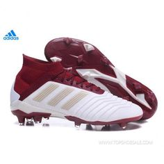 2018 FIFA World Cup adidas Predator 18.1 FG DB2509 Vapour Grey Metallic Maroon  Football shoes 575d15280f464