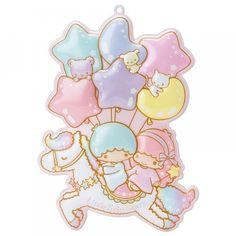 "dinosdinar: ""Little Twin Stars wall light free shipping from Japan """