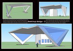 Sketchup design 2