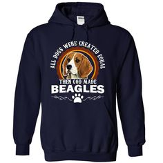 The God Made Beagles T-Shirts, Hoodies. ADD TO CART ==► Funny Tee Shirts