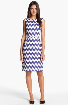 kate spade new york brent linen sheath dress | Nordstrom. WANT.