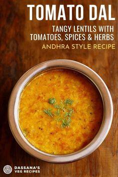 Toor Dal Recipe, Sambhar Recipe, Dhal Recipe, Biryani Recipe, Tambuli Recipe, Rasam Recipe, Lentil Recipes, Curry Recipes, Vegetarian