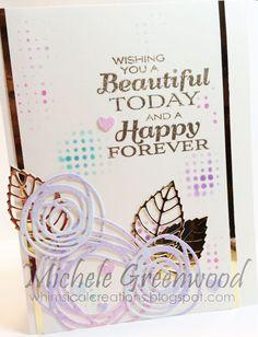 Whimsical Creations: Pastel Wedding