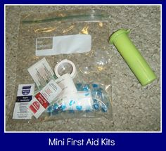 How to Make Mini First Aid Kits Good for Readyman