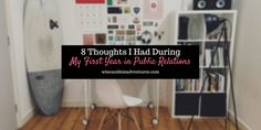 Since my first year in the Public Relations program at Canadore College is coming to an end, I'm experiencing many things all at once. To be honest, most of it is excitement because my stress…