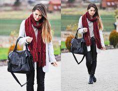 Autumn styling  (by Klaudia Zuzia Bembenik) http://lookbook.nu/look/4232729-autumn-styling