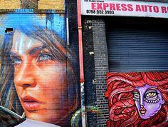 #ストリート写真 #ストリートアート  #ロンドン  #ストリートスナップ #落書きアート  #壁アート  #スタイル #綺麗な #orcacollective