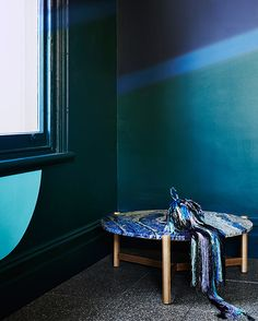 4 Color Trends by Dulux 2016-Infinite World-Eclectic Trends