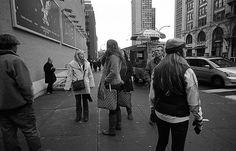 Life at the corner / NYC