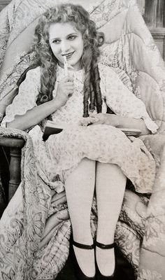 "Mary Pickford   ""Poor Little Rich Girl"", 1917."