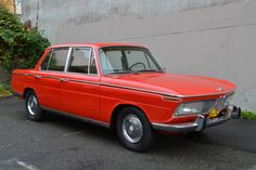 1967 BMW 2000 sedan Maintenance/restoration of old/vintage vehicles: the material for new cogs/casters/gears/pads could be cast polyamide which I (Cast polyamide) can produce. My contact: tatjana.alic@windowslive.com