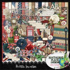 British Invasion - Natalie's Place Designs