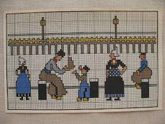 gebreidengoed.blogspot: ons nederland in kruissteek Mapje met kruissteekontwerpen van Annie Oldenziel.