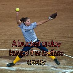 Cute Softball Quotes, Softball Catcher Quotes, Inspirational Softball Quotes, Softball Memes, Softball Workouts, Softball Problems, Fastpitch Softball, Softball Players, Softball Cheers