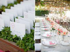 rectangle tables elegant dinner party