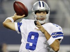"STL v DAL 08-25-12 ~ Tony Romo ""...have to do well this season"""