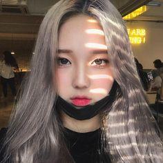 New baby girl ulzzang Ideas Korean Girl Ulzzang, Pelo Ulzzang, Ulzzang Girl Fashion, Couple Ulzzang, Mode Ulzzang, Cute Korean Girl, Asian Girl, Ulzzang Girl Selca, Makeup Korean Style