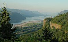 America's Best Road Trips: Columbia River Scenic Highway - Oregon