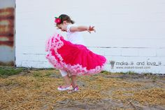 How to make a Full and Fluffy Pettiskirt | Make It and Love It - excellent detailed tute.