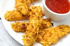 Mézes-mustáros csirkemell kukoricapehely bundában recept