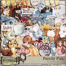 Family Fun Elements
