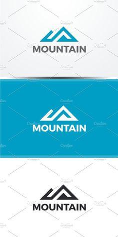 Mountain Logo. Logo Templates