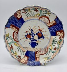 C Steele Collection Porcelain China Japanese Porcelain, Japanese Pottery, Ceramic Decor, Ceramic Vase, Porcelain Ceramics, China Porcelain, Antique Plates, Art Club, Asian Art