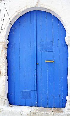 old door.. Sfakaki, Crete Island, Greece | by Eleanna Kounoupa