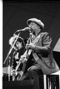Muddy Waters.