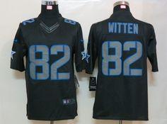 Dallas Cowboys #82 Jason Witten Limited Jersey
