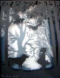 Bildergebnis für cut paper art works for theater
