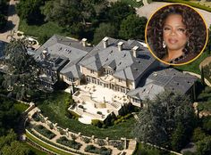 oprah winfrey 50 million Teen Celebrities, Hollywood Celebrities, Celebs, Celebrities Homes, Celebrity Mansions, Celebrity Houses, Celebrity Crush, Beautiful Villas, Beautiful Homes