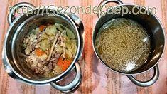 Makkelijk recept met tips hoe je zeer goedkoop toch lekkere kippenbouillon zal maken: lekker om zo van te genieten of als basis voor heerlijke, gezonde soepen en sauzen.