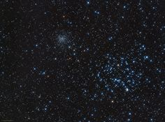 Open Star Clusters M35 and NGC 2158 | by Jaspal Chadha - JK OBSERVATORY www.jkobservatory.net