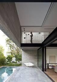 Resultado de imagen para arquitectura minimalista  de una planta imagen forma de l